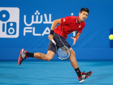 Where to play tennis in Dubai