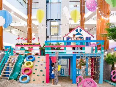 Head to BurJuman mall for a summer extravaganza