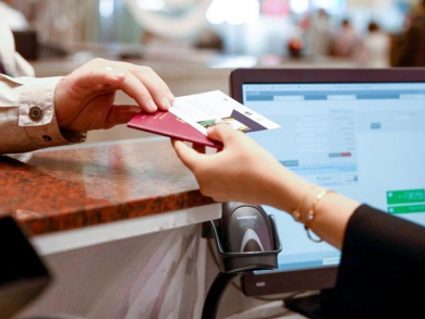 DXB to trial passport and boarding pass-free experience