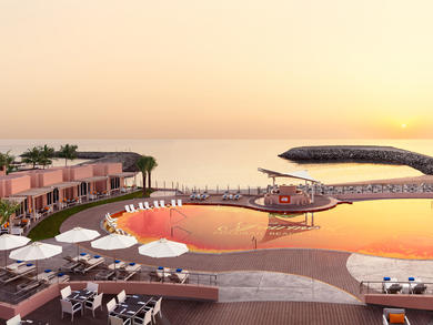 Fairmont Fujairah Beach Resort launches daycation deal
