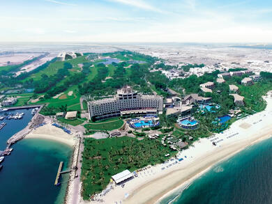 """Dine for free"" at top Dubai resort this summer"