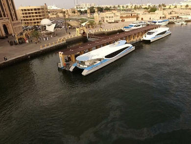 Dubai-to-Sharjah ferry service launches