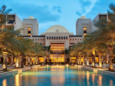 Stay at Hilton Ras Al Khaimah Resort & Spa for under Dhs500