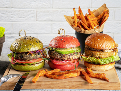 Nine delicious chicken burgers to try in Abu Dhabi