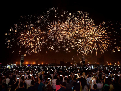 Where to watch Eid al-Adha Fireworks in the UAE