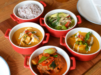 Dubai's Mango Tree Thai Bistro is launching a limited-time curry menu