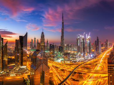 Dubai dry night confirmed for this weekend