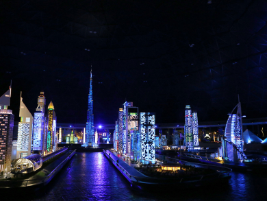 Massive nine-day Eid al-Adha light show announced in Dubai