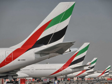 Emirates expects half a million August arrivals at DXB