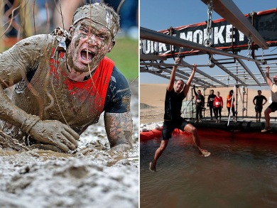 Tough Mudder returns to Dubai for winter 2019