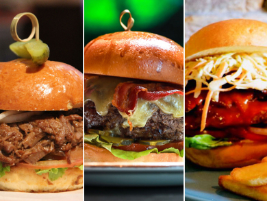 16 must-try pub and bar Knockout Burgers