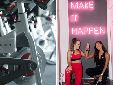 Ladies-only spinning challenge coming to Dubai