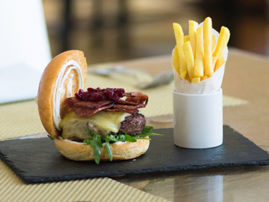 Five posh burgers to try in Abu Dhabi this week