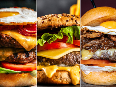 Knockout Burger and drinks deals for Abu Dhabi Showdown Week