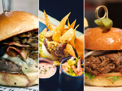 All the Knockout Burgers to try in Downtown Abu Dhabi