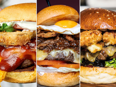 These Abu Dhabi burger deals are ideal for two people