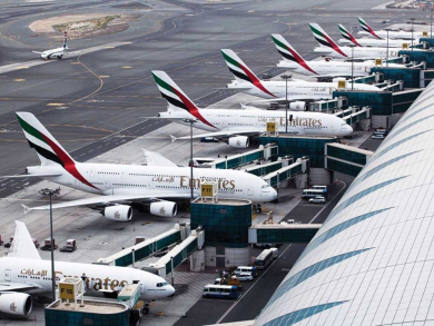 Emirates airline to stay put at Dubai International Airport for the next decade