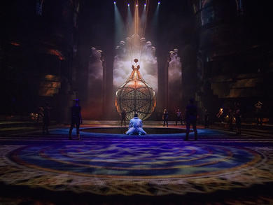 Get Dubai's La Perle tickets for less this month