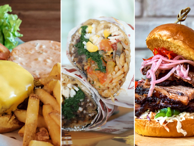 Dubai's top takeaways to try – American and burgers