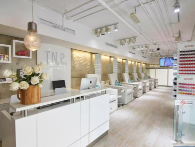 Best beauty salons in Jumeirah Lake Towers