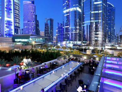 Best ladies' nights in Jumeirah Lakes Towers