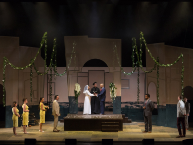 Reviewed: Much Ado About Nothing at Dubai Opera