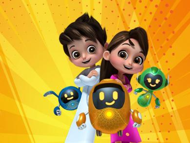 Expo 2020 Dubai mascots revealed