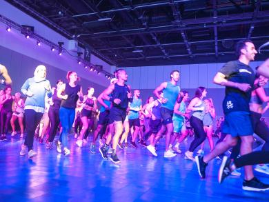 Massive fitness festival coming to Dubai World Trade Centre