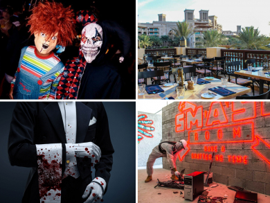 Dubai Halloween 2019: the best places to party
