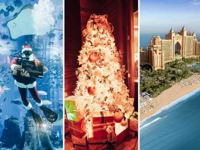 Atlantis the Palm's mega-brunch returns for Christmas edition