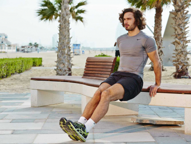 Joe Wicks to take part in Dubai Fitness Challenge