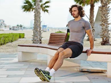 Joe Wicks to take part in Dubai Fitness Challenge