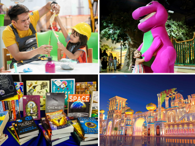 Things to do in Dubai with kids: October 2019