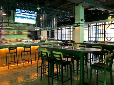 Take on 'a yard of sliders' in Dubai for the Rugby World Cup 2019