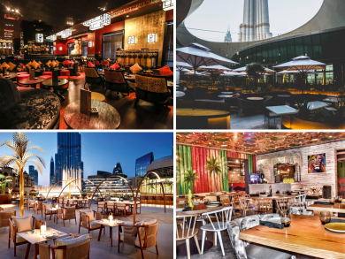 The best bars near Dubai Opera