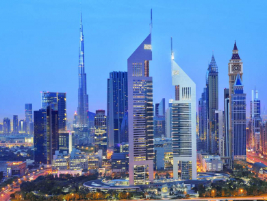 Dubai Christmas 2019: save up to 25 percent on a festive stay