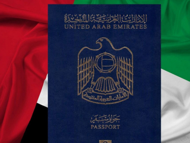 Emirati passport ranked as the best among Arab countries