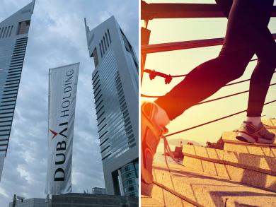 Dubai Fitness Challenge 2019: Massive vertical race announced