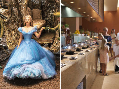 Magical Cinderella's Brunch coming for Christmas in Dubai