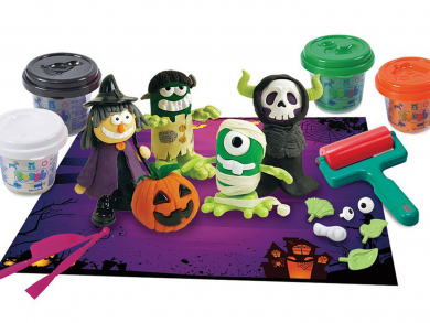 Halloween in Dubai: Games, accessories and costumes for kids
