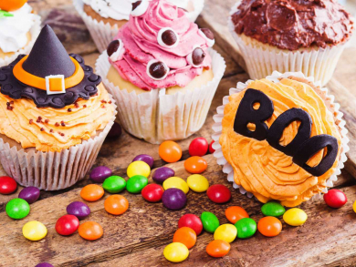 The best Halloween treats for kids in Dubai