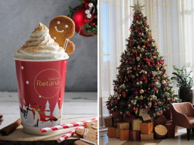 Christmas tree lighting date revealed by Towers Rotana Dubai