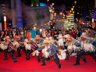 Halloween in Dubai 2019: massive festival returns to IMG Worlds of Adventure