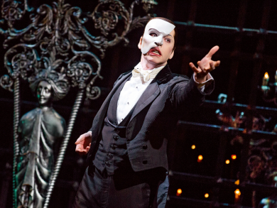 Phantom of the Opera in Dubai: fast facts