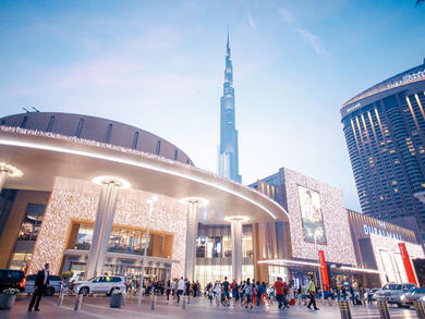 Shops in The Dubai Mall to operate with reduced opening hours