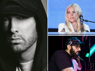 Support acts for Eminem concert in Abu Dhabi announced