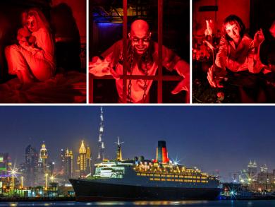 Halloween in Dubai 2019: Is this Dubai's scariest experience?
