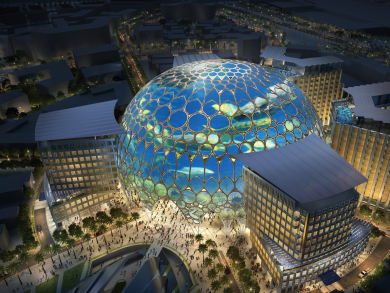 Expo 2020 Dubai in numbers
