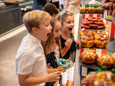 FamilyFest brunch launches at Caesars Resort Bluewaters Dubai