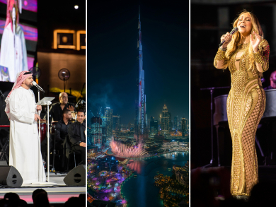 All the action from Expo 2020's 1 Year to Go celebrations